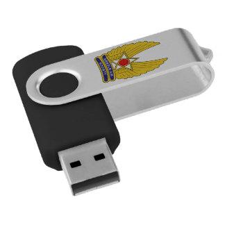 Pen Drive Movimentação oficial do flash de USB da sociedade