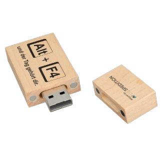 "Pen Drive O dia "" USB cilindro de tabaco ""pertence-te"