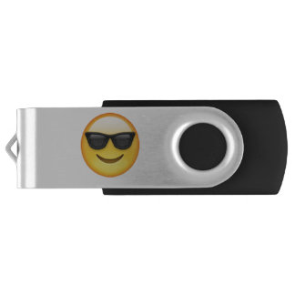 Pen Drive Óculos de sol - Emoji