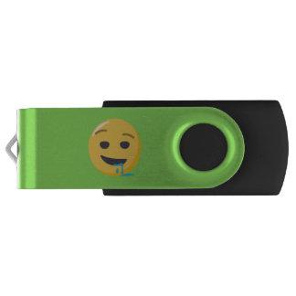 """Pen Drive """"Seu nome"""" e Emoji"""