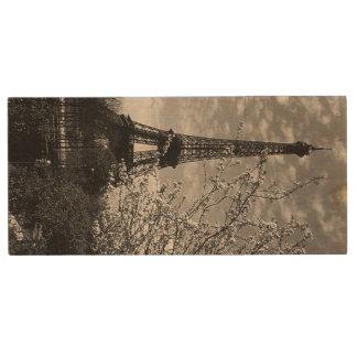 Pen Drive Torre Eiffel 1970 de France Paris do vintage