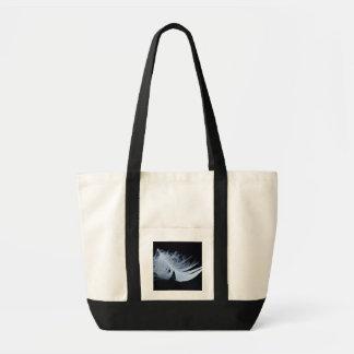Pena branca - angélico por natureza bolsas