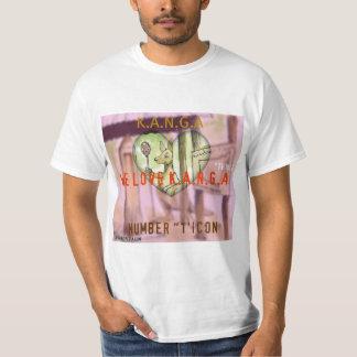 Penas de Bridgeman Tshirts