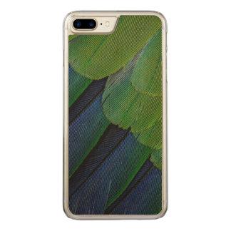 Penas de Jenday Conure Capa iPhone 8 Plus/ 7 Plus Carved