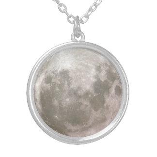 Pêndulo da lua bijuterias personalizadas