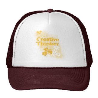 Pensador criativo bone