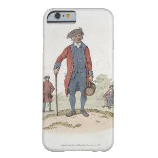 Pensionista de Chelsea, 'do traje de Great Britain Capa Barely There Para iPhone 6