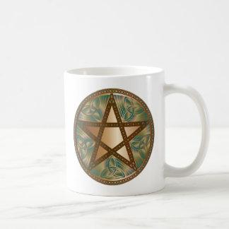 Pentagram 2 - Caneca
