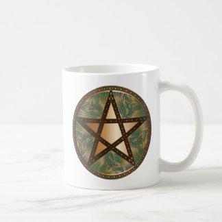 Pentagram 3 - Caneca