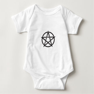 Pentagram Body Para Bebê