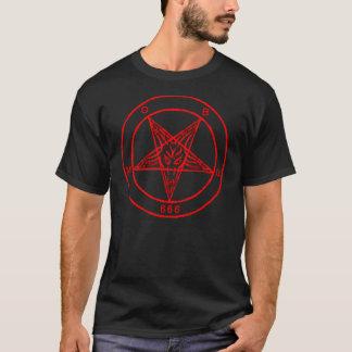 Pentagram do dJ_MoBo Camiseta