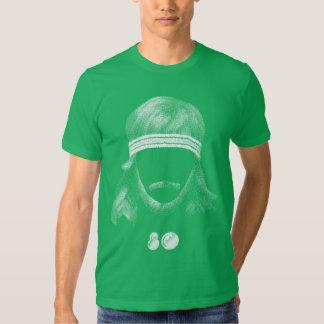 penteado do anos 80 t-shirts