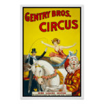 Pequena aristocracia Bros. Circo, 1920
