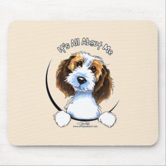Pequeno Basset Griffon Vendeen PBGV IAAM Mouse Pad