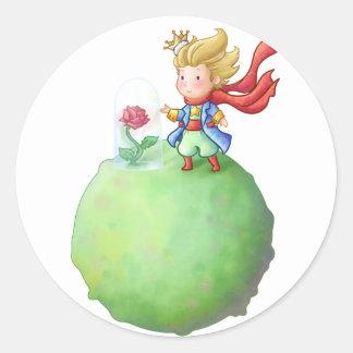 Pequeno Príncipe Adesivos