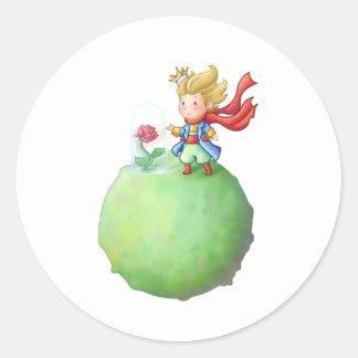 Pequeno Príncipe Adesivo