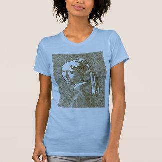 Pequeno t-shirt das senhoras