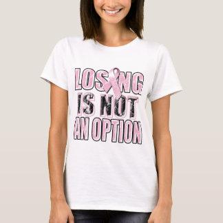 Perder não é um Option.png Camiseta