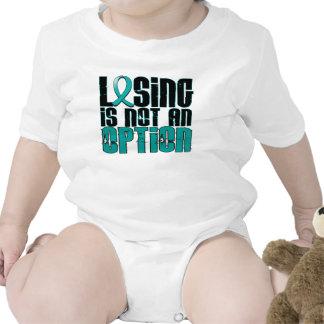 Perder não é uma opção PKD Macacãozinho Para Bebês
