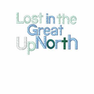 Perdido no excelente UpNorth - personalizado