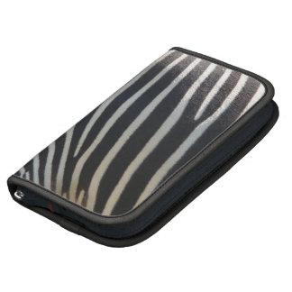Perfeitamente impressão da zebra agendas
