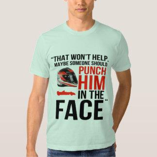 perfure-o na cara tshirt