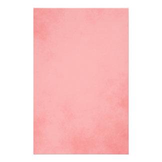 Pergaminho agradavelmente cor-de-rosa papelaria