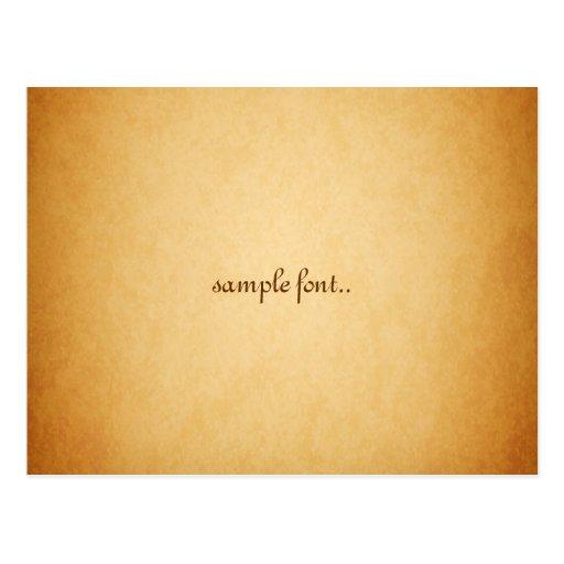 pergaminho minniemay do falso cartões postais