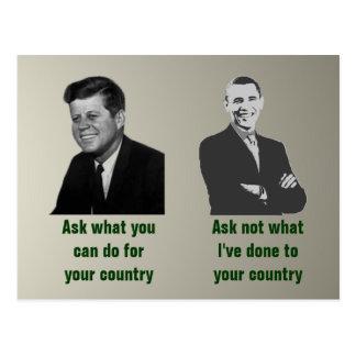 Perguntar-Pergunte não o cartão
