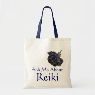 Pergunte-me sobre a sacola do rosa do roxo de Reik Bolsas Para Compras