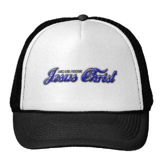Pergunte-me sobre o Jesus Cristo Boné