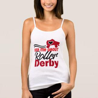 Pergunte-me sobre o rolo Derby, patinagem de rolo Regata