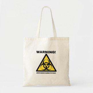 Perigoso! Bolsas De Lona