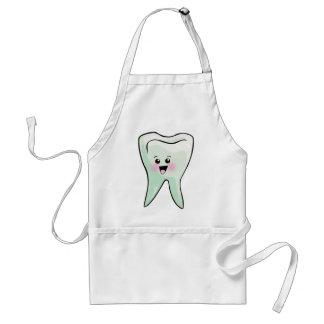 Periodontist do Orthodontist do dentista Aventais