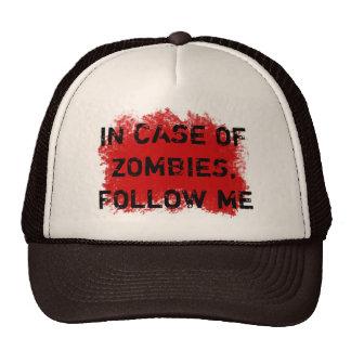 Perito do zombi boné