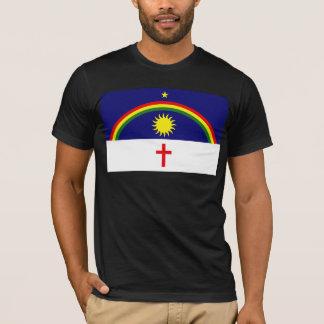 Pernambuco, bandeira de Brasil Camiseta