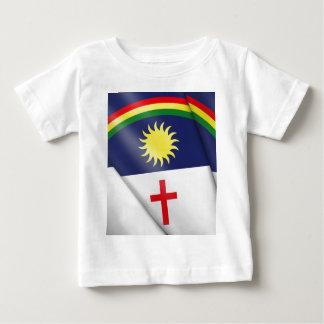 Pernambuco Camiseta Para Bebê