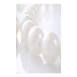 Pérolas clássicas pálidas que Wedding artigos de Papelaria