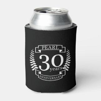 Perolize o 30o aniversário de casamento 30 anos