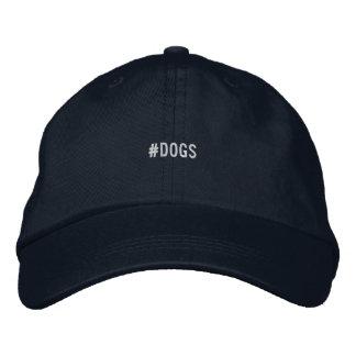 PERSEGUE o chapéu Boné Bordado