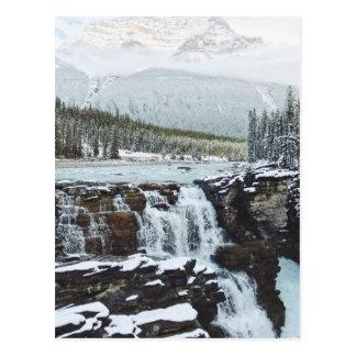 Perseguindo cachoeiras cartão postal
