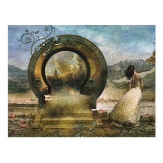 Perseguindo o cartão da divindade