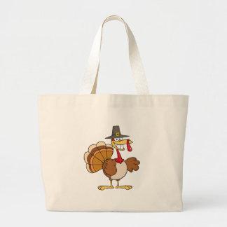Personagem de desenho animado de Turquia Bolsas Para Compras