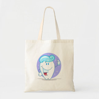 personagem de desenho animado limpo feliz bonito d bolsa