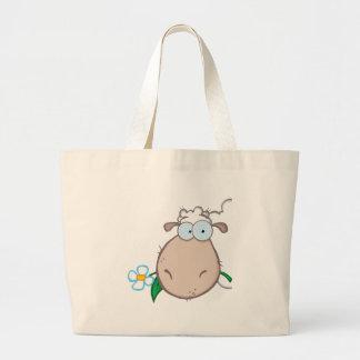Personagem de desenho animado principal dos carnei bolsa para compras