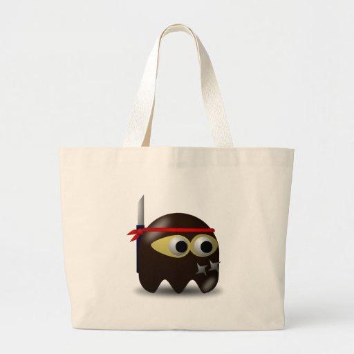 Personagem Ninja Bolsas De Lona