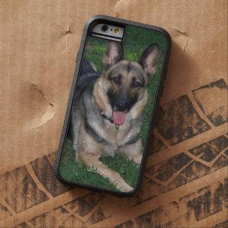 Personalizado: Caso do iPhone 6 do german shepherd Capa Tough Xtreme Para iPhone 6