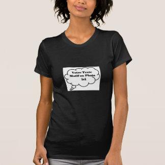 Personalizar com a vossa fotografia ou texto camisetas