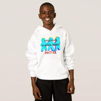Personalize 2017-18 de volta à camisola da escola