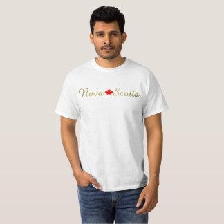 Personalize a camisa de Canadá Nova Escócia do